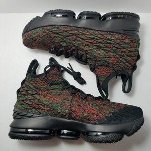 89562d60bd4 6Y LeBron James Nike XV 15 BHM Black History Month
